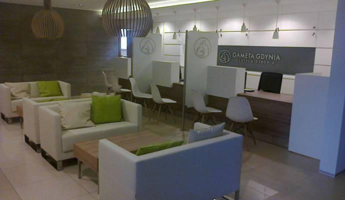 Zmiana siedziby Gameta Gdynia Centrum Zdrowia