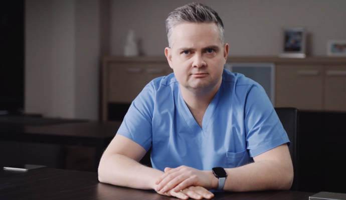 Histeroskopia diagnostyczna - dr n. med. Paweł Radwan