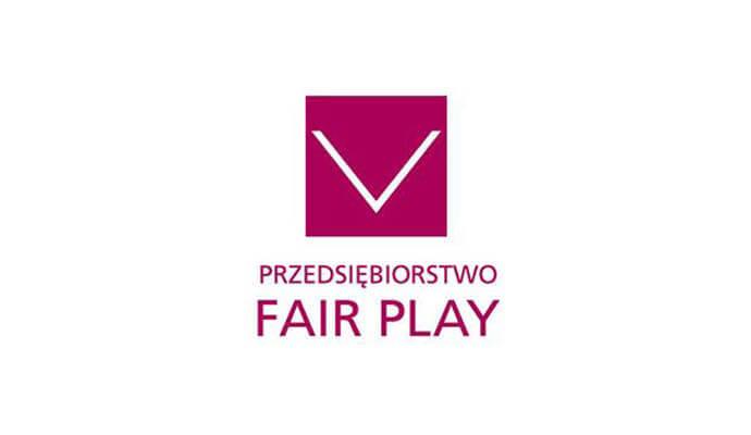 "Certyfikat ""FairPlay"""