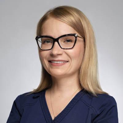 Luiza Oleszczuk – Modzelewska